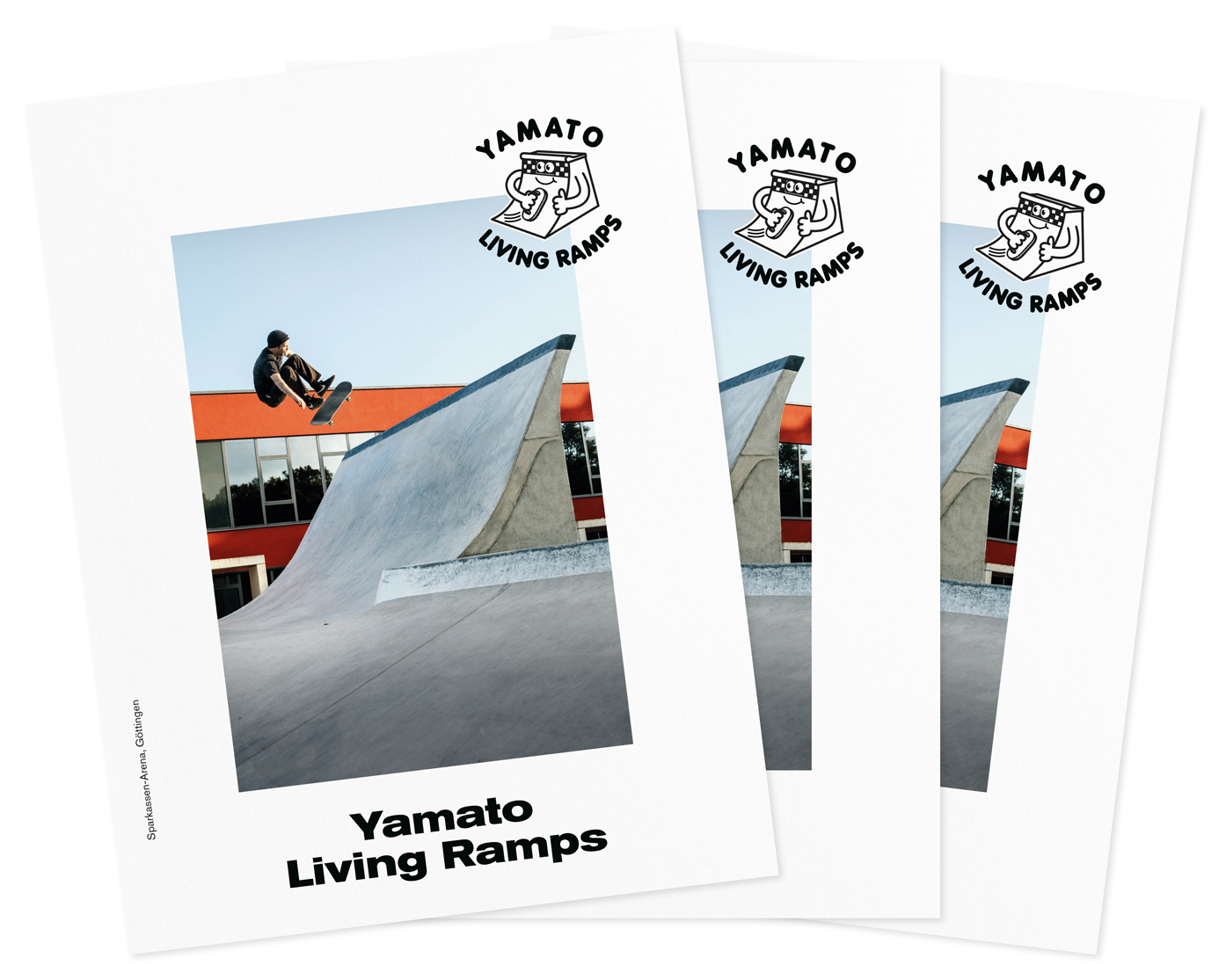 YAMATO LIVING RAMPS Infomaterial